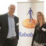Dave en Sandra van Rabobank Rotterdam